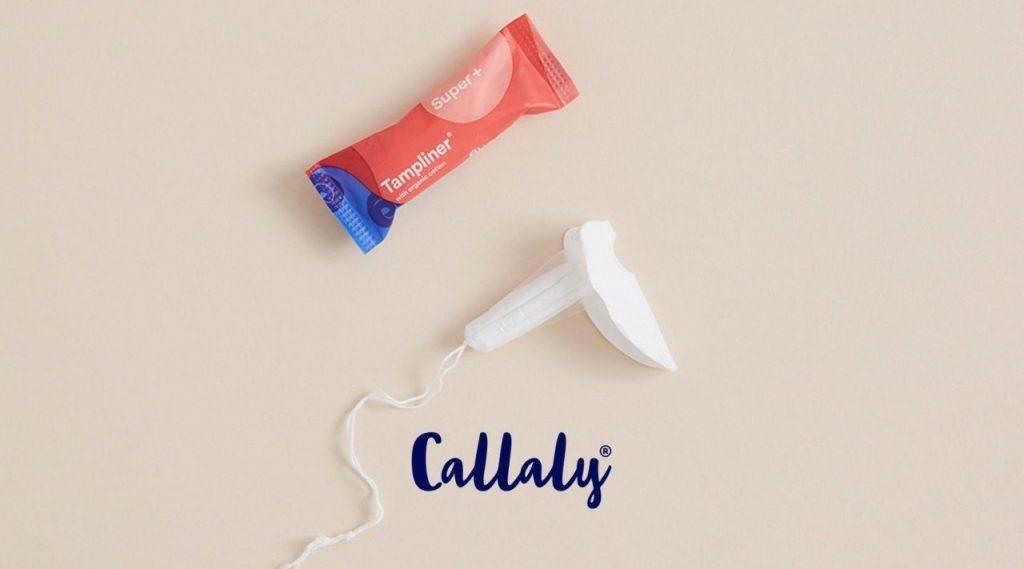 callaly tampliner menstrual health innovation